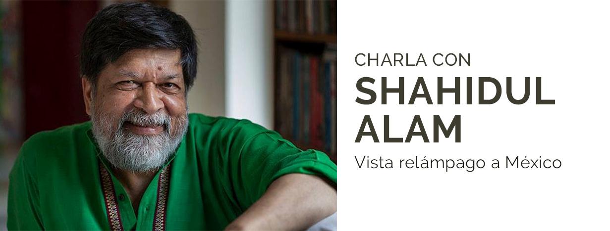 Shahidul Alam en México